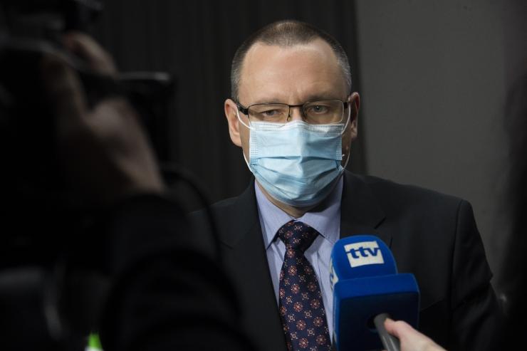 VIDEO! Arkadi Popov: suremus on selle pandeemia ajal kõige kõrgem