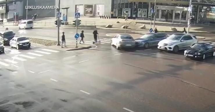 VIDEO! Jüri Ennet: pingeid püütakse välja elada liikluses
