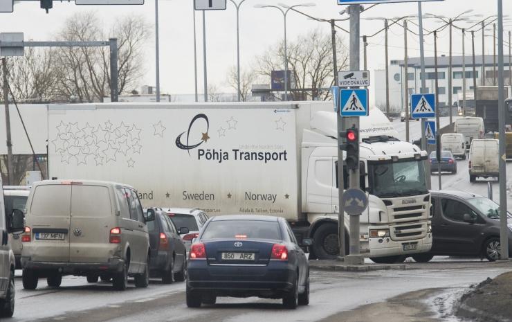 Algavad projekteerimistööd Peterburi tee rekonstrueerimiseks