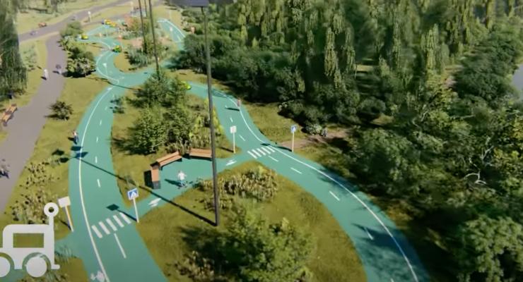 VIDEO! Tondiraba pargist luuakse unikaalne rohe- ja puhkeala