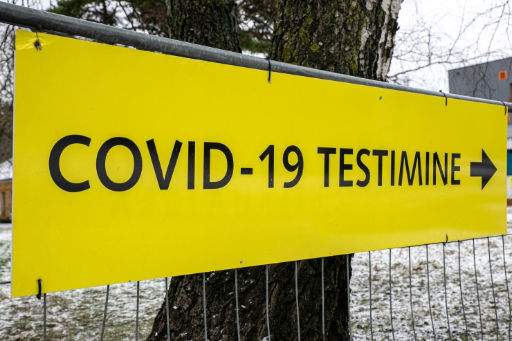 Ööpäevaga lisandus 1154 positiivset testi, suri kümme inimest