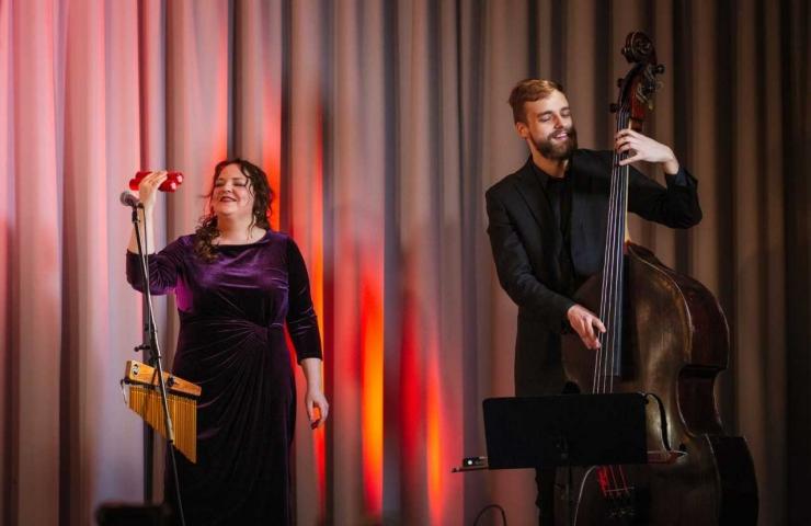 Kristiines saabus Eesti Vabariigi aastapäev Hedvig Hansoni kontserdiga