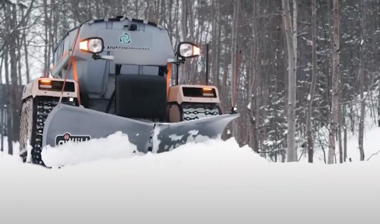 VIDEO! Lumerobot peab ootama seadusemuudatusi