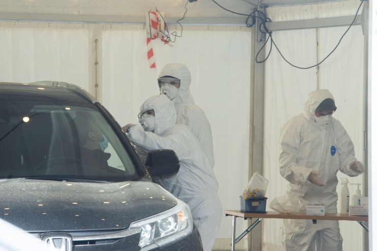 Reinsalu: Maardus oleks hädasti vaja testimisvõimalust