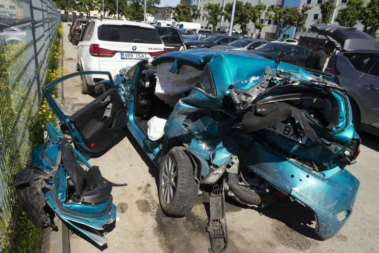 Kahe kuuga kaotasid liikluses elu kuus inimest