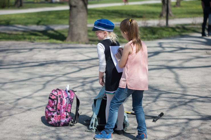 Põhja-Tallinn tunnustas haridustöötajaid