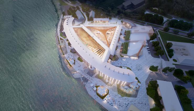 Merekindlus saab uue naabri, algas Vesilennuki 2 arhitektuurikonkurss