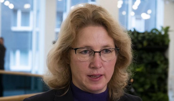 Krista Fischer: olukord on erakordne, varsti on meil vaja reaalselt 1000 haiglakohta