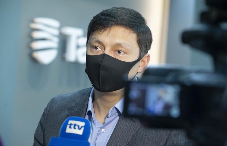 Tallinn hakkab maske jagama kortermajade postkastide kaudu