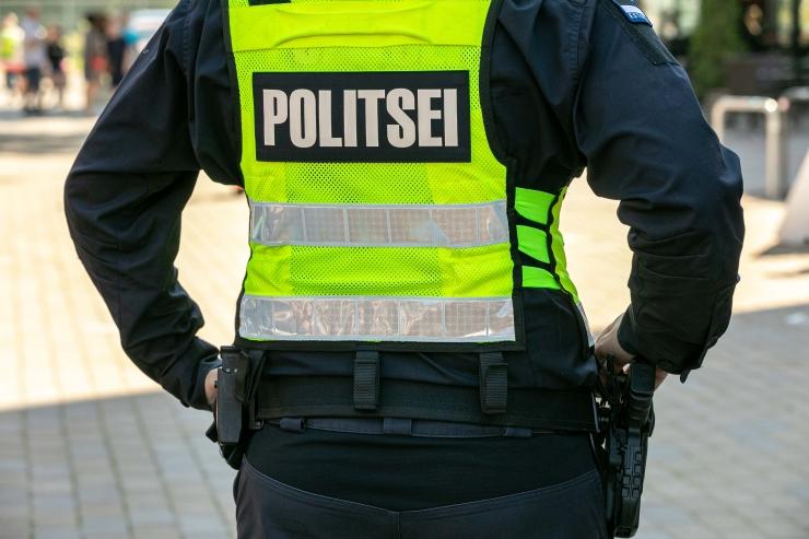 Politsei uurib võltsitud koroonatesti sertifikaate