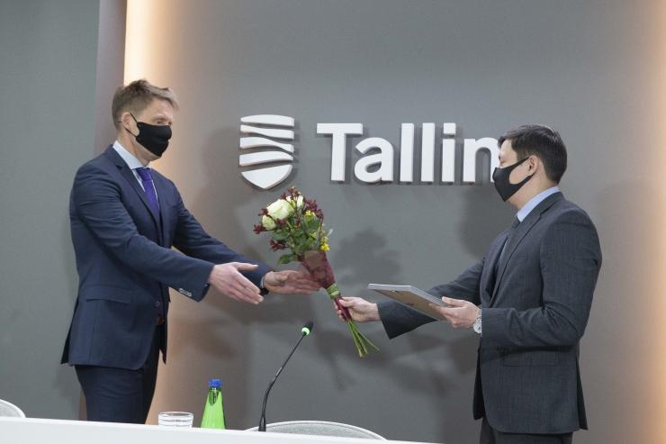 VIDEO: Tallinna 2020. aasta sporditeoks valiti Eesti Korvpall 100 üritused