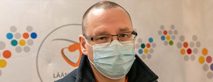 VIDEO JA FOTOD! ARKADI POPOV: Soovitan vaktsineerimist jätkata võimalikult laialdaselt!