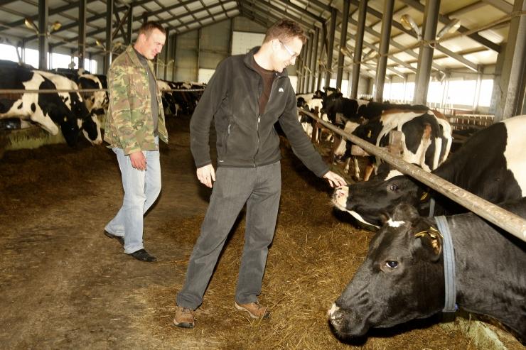 Euroopa Komisjon toetab Eesti põllumehi pea 16 miljoniga