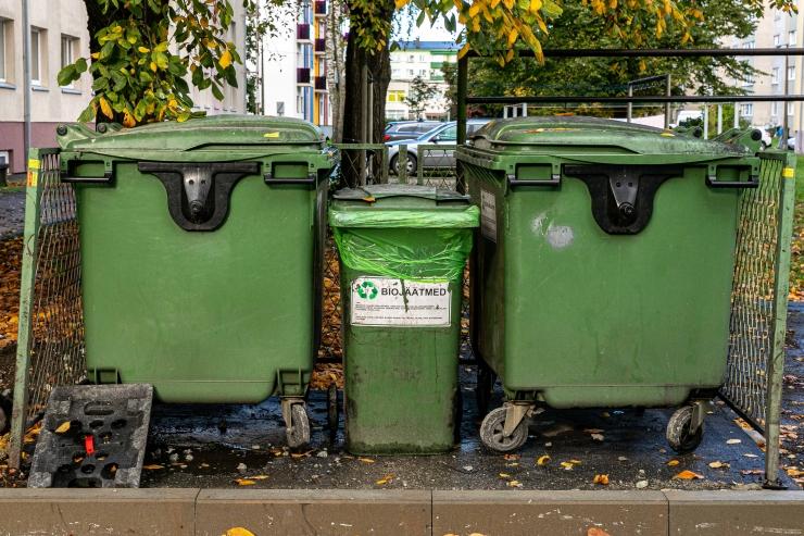 Tõnis Mölder: biojäätmeid peab saama ära anda nende tekkekoha lähedal