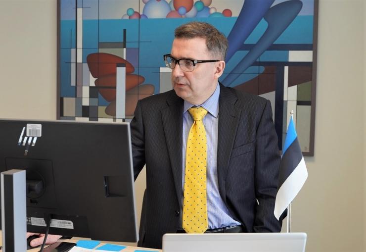 Sutt: Eestist peab saama üks maailma digirohelisemaid riike