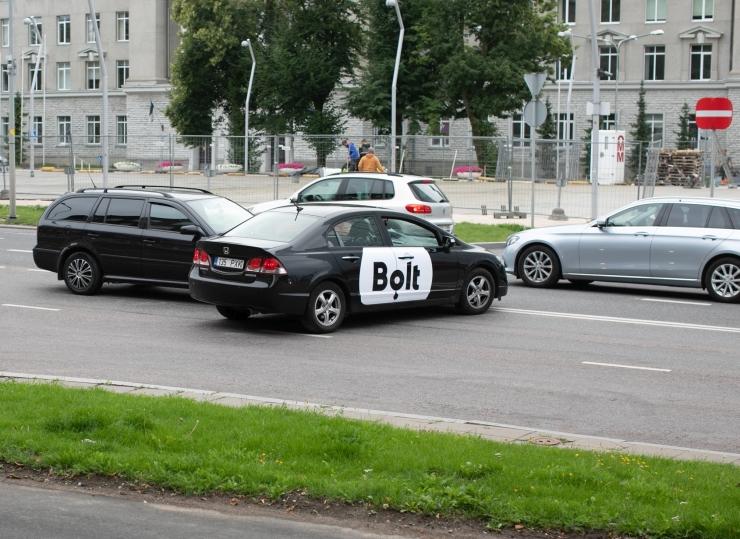 Bolt peab liiklusõnnetuse eest Eestis esmakordselt valuraha maksma