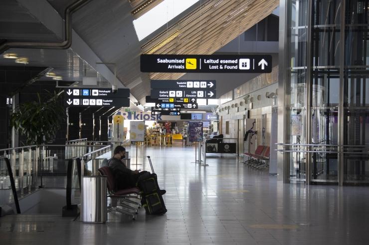 Uuring: 86 protsenti Eesti inimestest ei julge reisiplaane teha