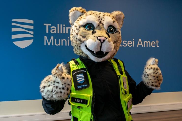 VIDEO JA FOTOD! Mupo saatis eaka maskoti lumeleopard Lauri puhkusele ja tutvustas uut Laurit
