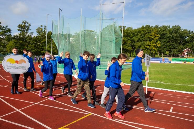 Eesti esindaja valiti Euroopa ühendava spordi arendamise töögruppi